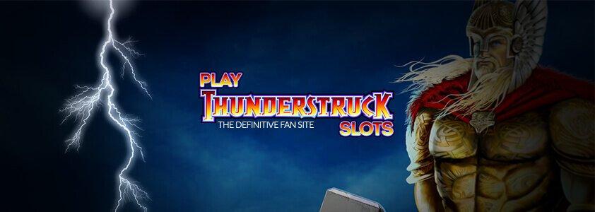Online Slot - Thunderstruck
